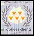 trophée gîte de france